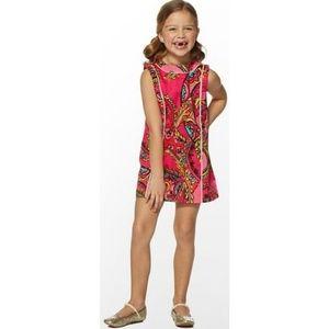 Lilly Pulitzer Ruffled Shoulder Shoft Dress